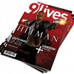 9lives magazine - September 2012